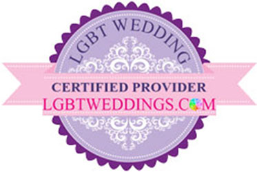 LGBT Weddings Badge